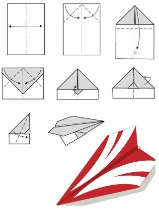 Avion Origami