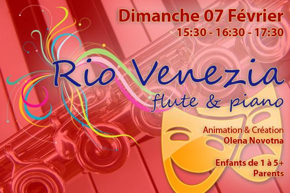 07/02/2016 Rio Venezia