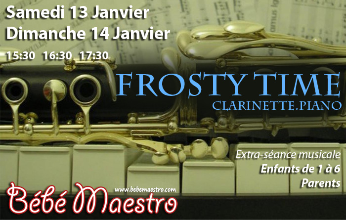 Frosty Time 13-14 Janvier 2018