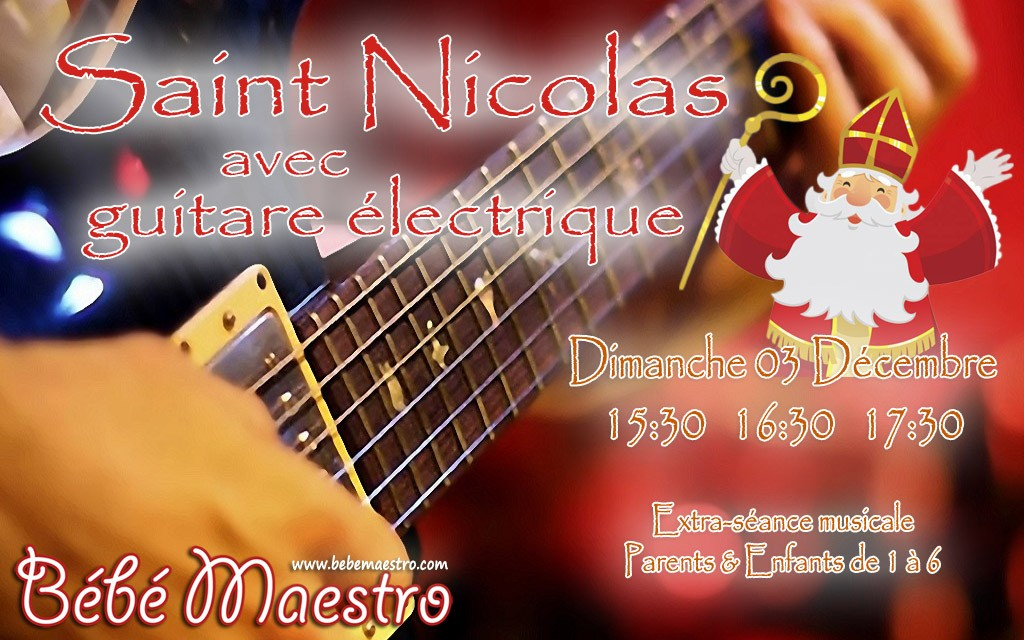 BM Saint Nicolas - 03 Décembre 2017