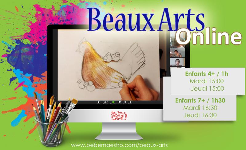 Beaux Arts Online