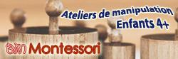 Atelier Montessori (4+)